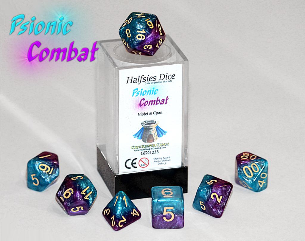 1 Psionic Combat