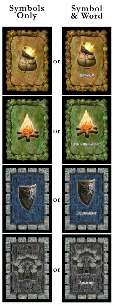 Symbols vs. Words