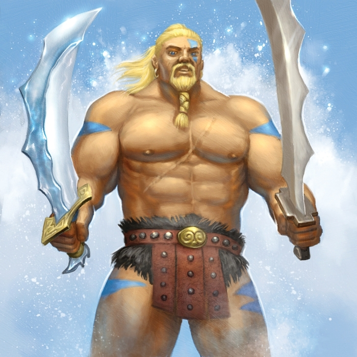 Asphar the Barbarian