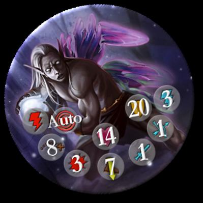 Monster Grey Fairie