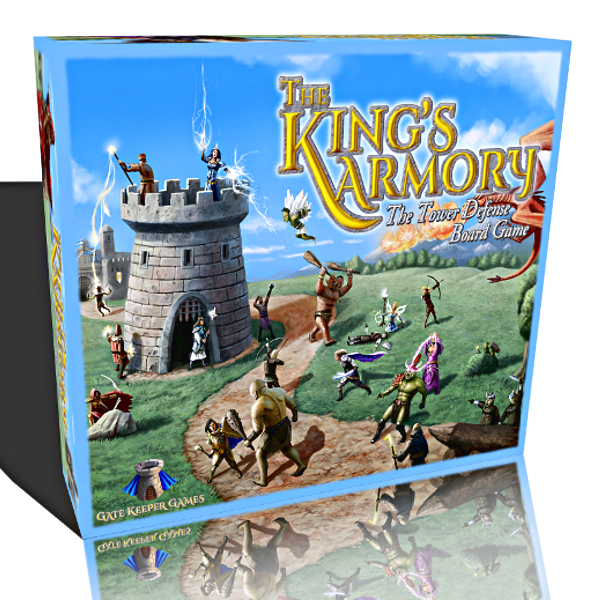 The Kings Armory - Gate Keeper Games