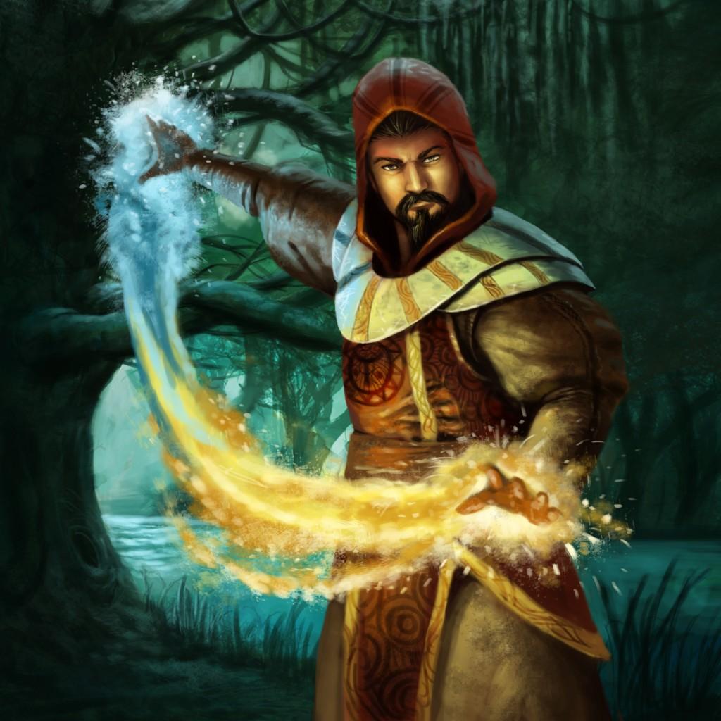 sorcerer 3