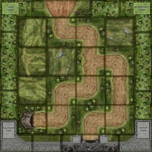 2 Entrance Map