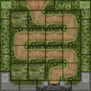 Wiggle Map