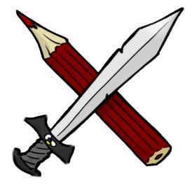 Sword Pencil