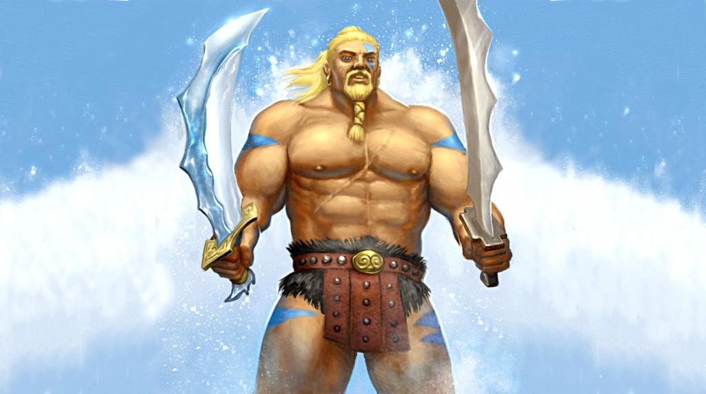 Asphar the Barbarian Final