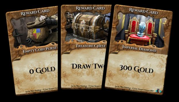 Reward Card Expansion Set