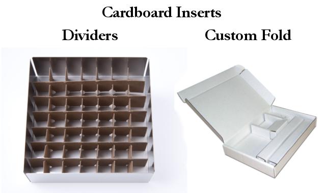Cardboard Inserts