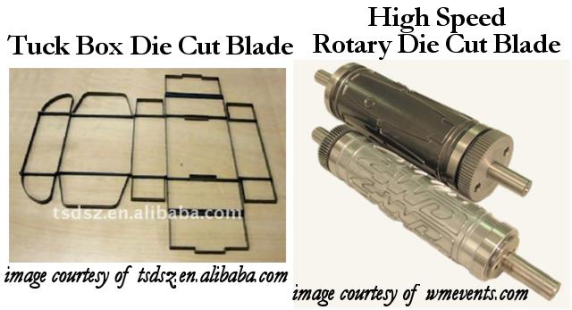 Die Cut Blades