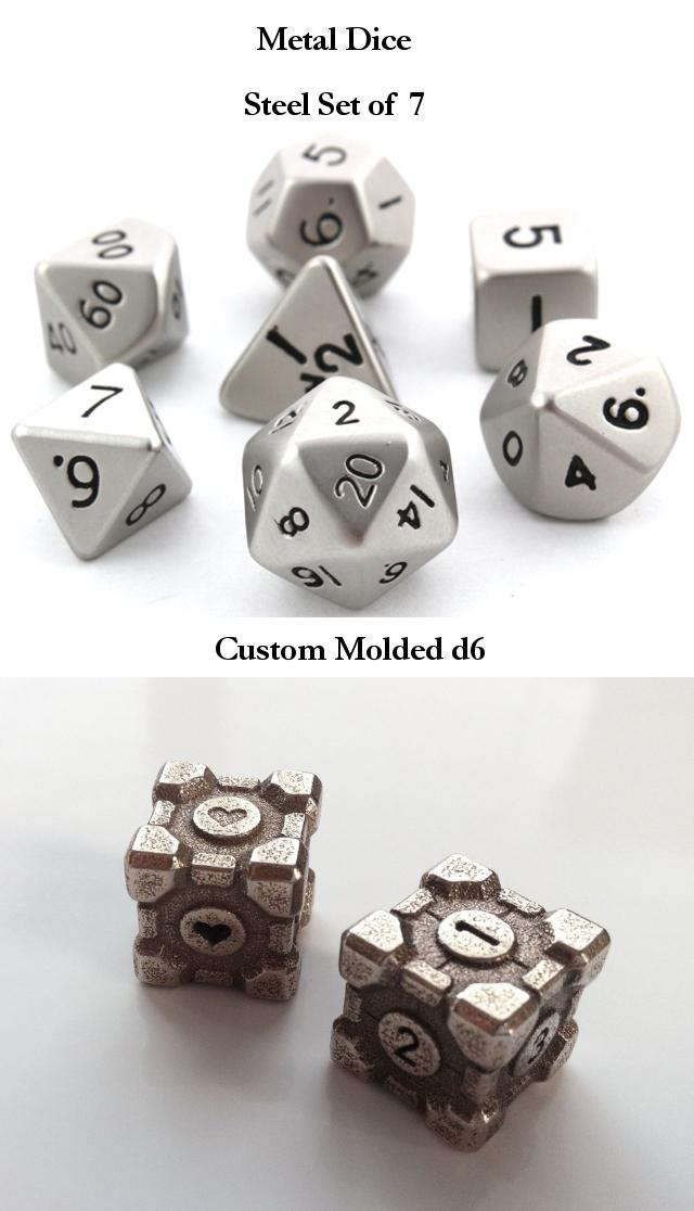 Metal custom