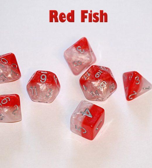 Red Fish Dice