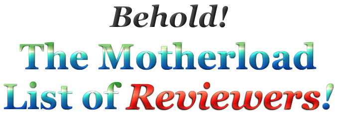 List of Reviewers