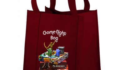 Game Night Bag: The Homage - Burgandy