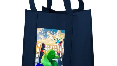 Game Night Bag: The Kaiju - Navy Blue