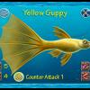 Cr Yellow Guppy Yellow