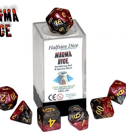 Magma Dice