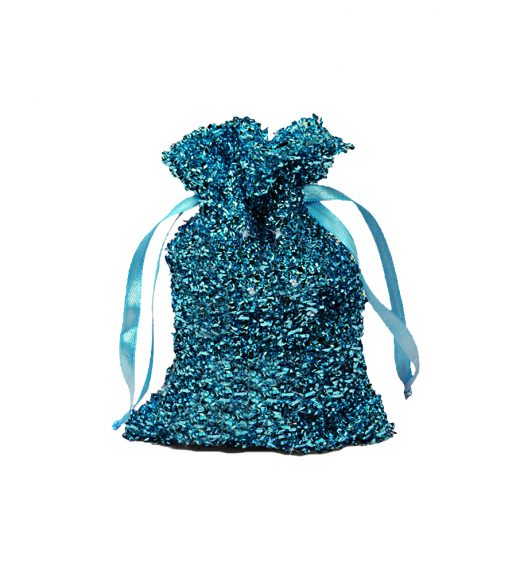DiceBags Bling Turquoise
