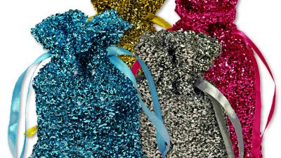 Dice Bags - Glittery Bling Bags