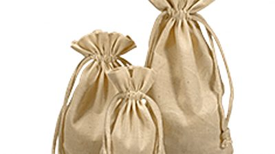 Dice Bags - Natural Style(s)
