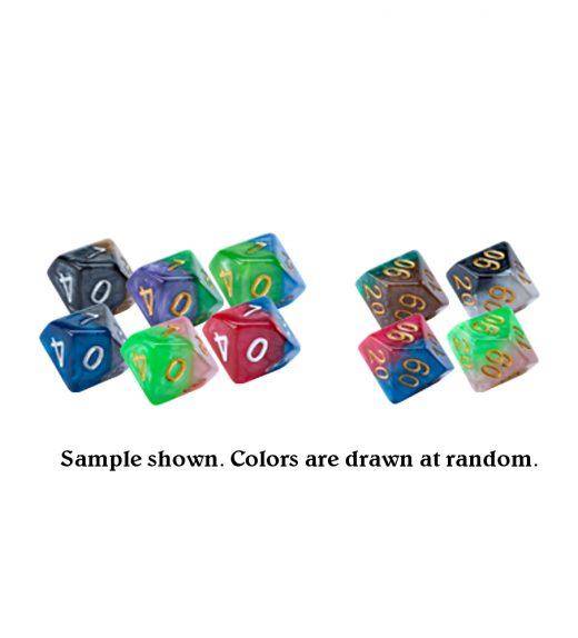 Randomized d10 Split