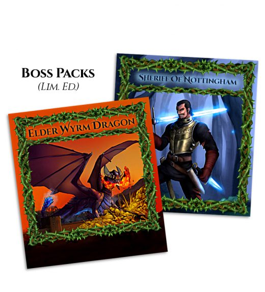 TKA Boss Packs