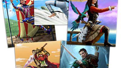 TKA Exp 5 Heroes