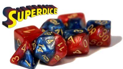 """""""Superdice"""" Halfsies Dice"""