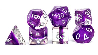 """Violet"" Neutron Dice"