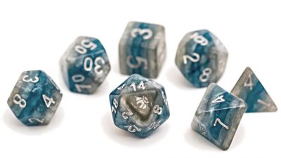 """DEVOTION"" Reality Shards Dice"