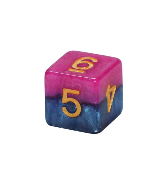 The Court Jester's d6