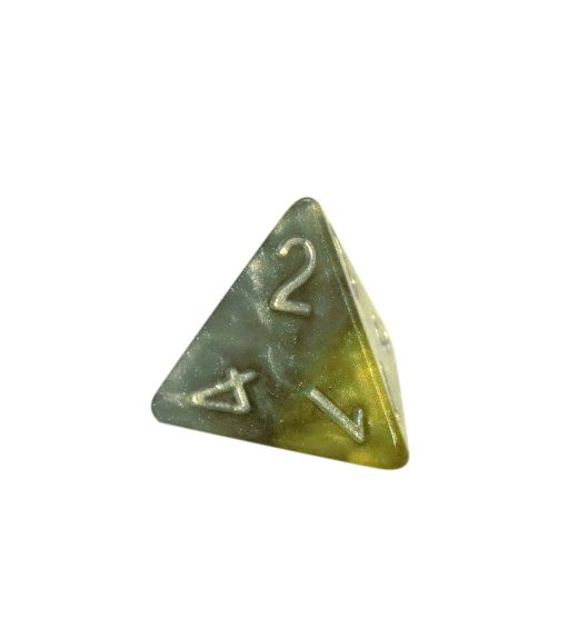 Treasury Dice d4