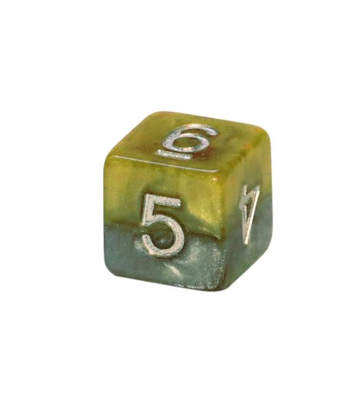 Treasury Dice d6
