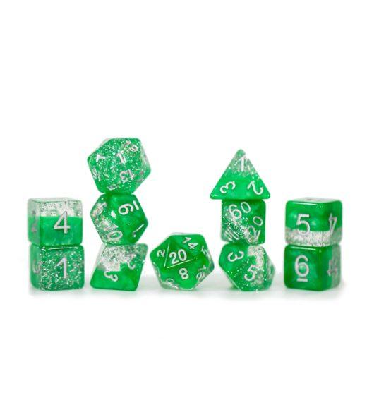 20 Glitter 11d Green 20