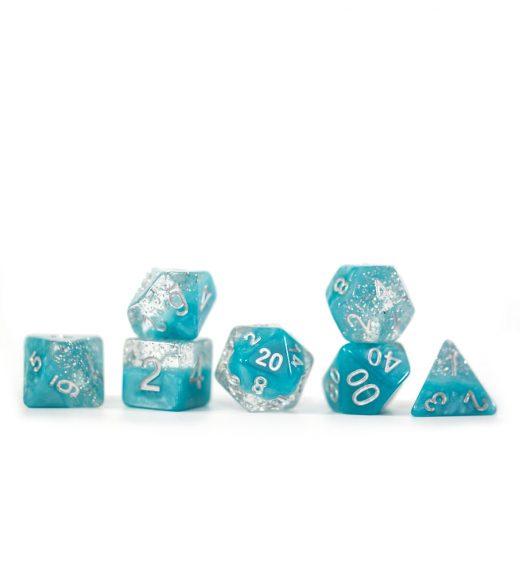 20 Glitter 7d Aqua 20
