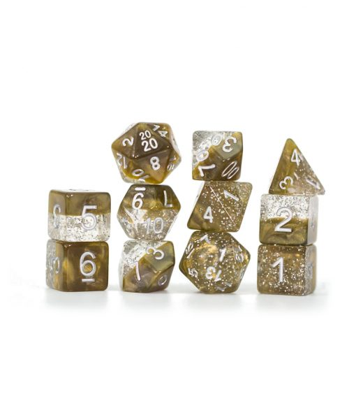 Glitter 11d Gold