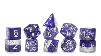 Glitter 11d Purple 2