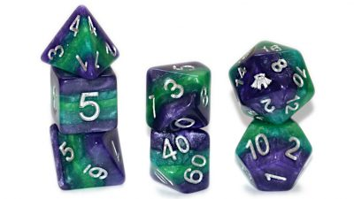 """CHAOS"" Reality Shards Dice"