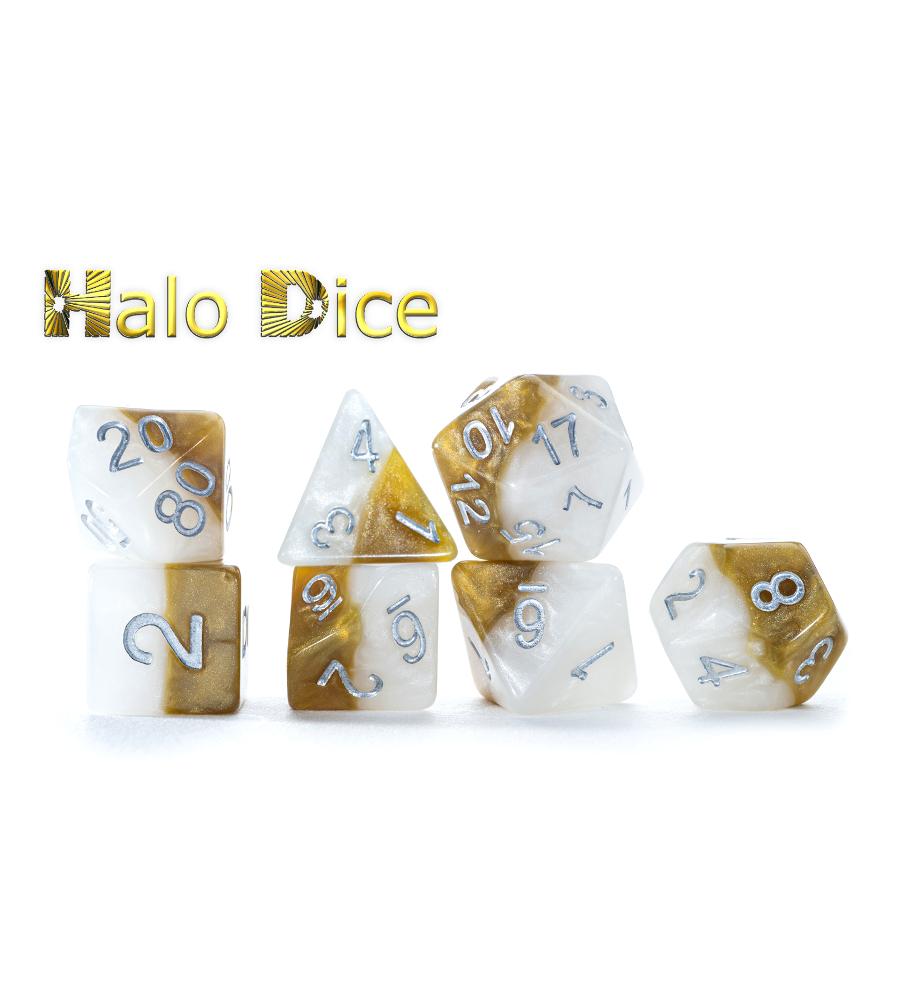 Halfsies Halo Dice