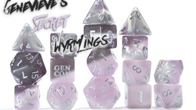Gen Con 2021 - Genevieve's Secret Wyrmlings - Collector's Edition Set